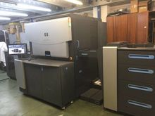 Used HP Indigo 7000