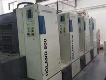 Used Man-Roland 500