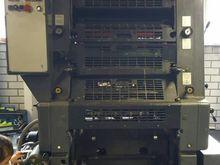 Heidelberg GTO 52 N P Unit (199