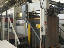 Used Bobst SP 1120E