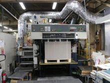 Komori L 40 L-540 UV Lithrone (