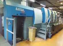 2012 KBA Rapida 106 -4, ( )