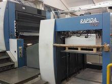 Used KBA Rapida 162