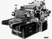 Heidelberg KS 38X52 (1964)