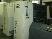 2002 Man-Roland 300 304 HOB
