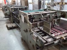 1970 Bobst PCR 930 folder gluer