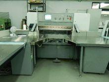 1996 Polar 115 ED cutting line