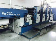 1990 KBA Rapida 104 -4