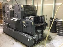 Heidelberg 102ZP and GTOZ52 for
