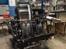 1965 Heidelberg Tiegel OHT with