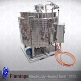 Electrically Heated Jacketed Ta