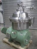 Filterplants Beer separator, ma