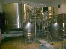 Tanks / CCTs Wheatbeer cellar f