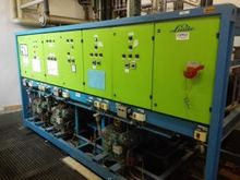 Supply units NH3 cooling plant,