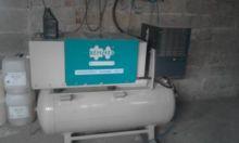 Supply units – Air compressor,