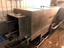 Bottle washer Crate washer, mak