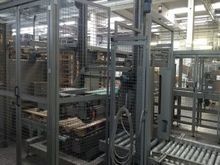 Palletizing Pallet loader / Lay