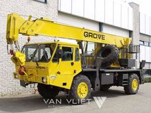 Used GROVE COLES 315