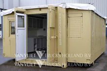 MOBILE HOSPITAL CONTAINER SYSTE