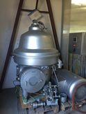 2001 Bactofuge 25000l/h