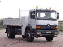 2001 Mercedes Benz ATEGO 1828 ,
