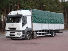 2007 Iveco STRALIS 270 , MANUAL
