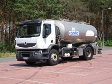 2008 Renault MILCH TANK