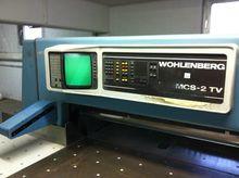 1987 Wohlenberg 115 MCS-2 TV 11
