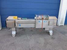 Baader 140 cleaning machine