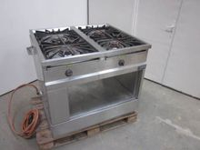 Electrolux Therma gas stove wit