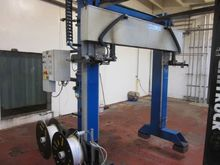 Used Strapping machi