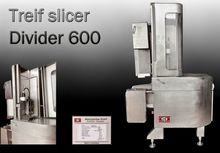 TREIF Divider 600 Slicer