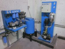 AIRTEC humidification plant
