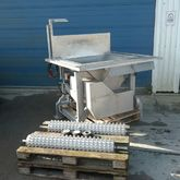 Used Shredder / crus