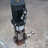 Used Grundfos pump C