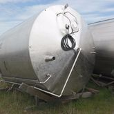 12000 liter stainless steel tan