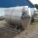 Used 6000 liter stai