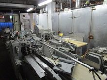 Baader 184PK filleting machine.