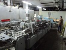 Baader 185 filleting machine.