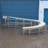 Conveyor T.140. 180graders swin