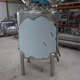 1500 liter stainless steel tank