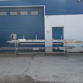 Double conveyor belt. Length 52