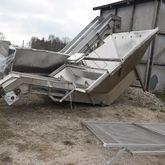 4000 liter bulk feeder, belt le