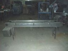 Used slat conveyor i