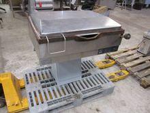 Electrolux Tilting frying pan.
