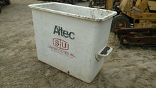 Used ALTEC 2 MAN BUC