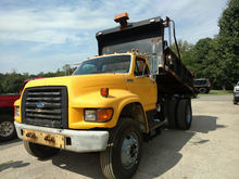1996 FORD F750