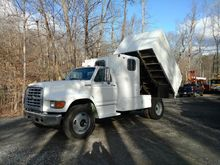 1998 FORD F750
