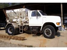 1995 FORD F750