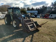 2007 NEW HOLLAND TN95DA